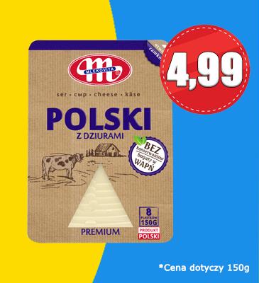 Ser polski mlekovita