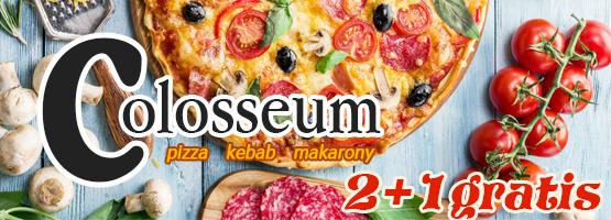 Pizza Leszno Colosseum