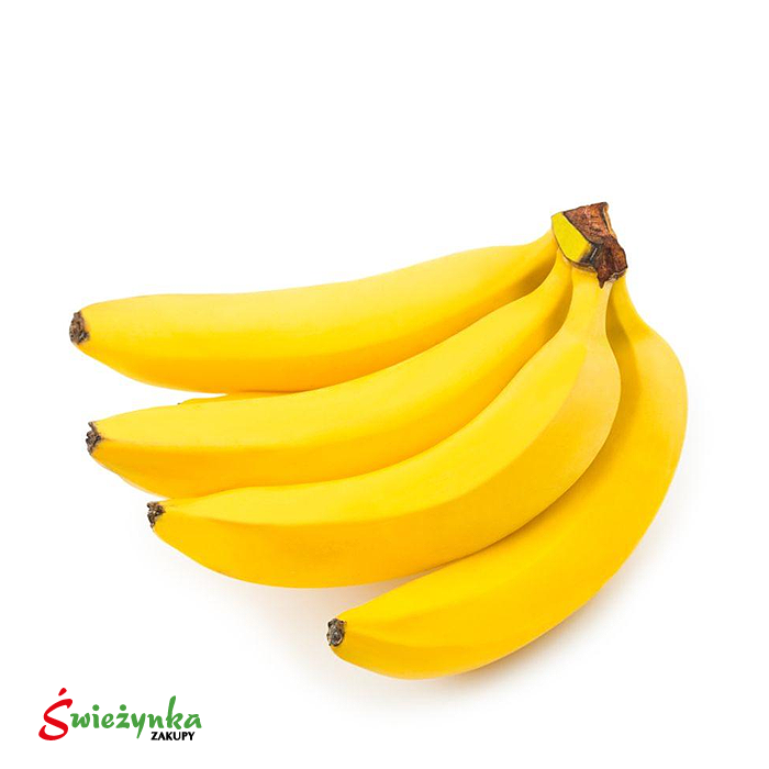 Banany świeże 200g