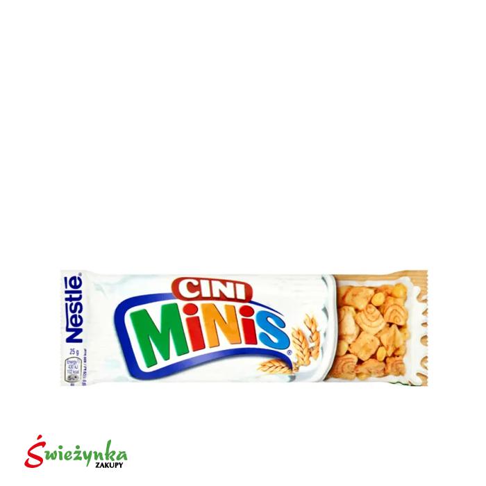 Baton zbożowy Cini Minis Nestle 25g