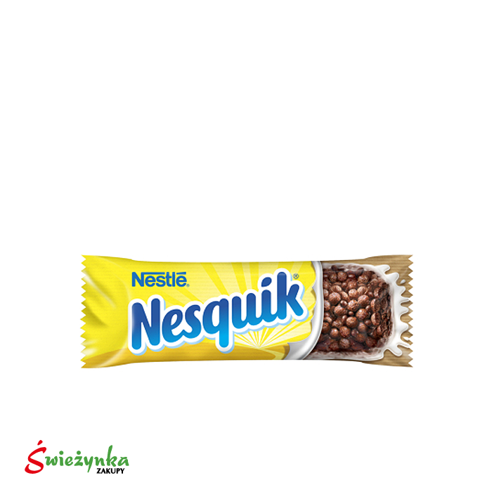 Baton zbożowy Nesquik Nestle 23g