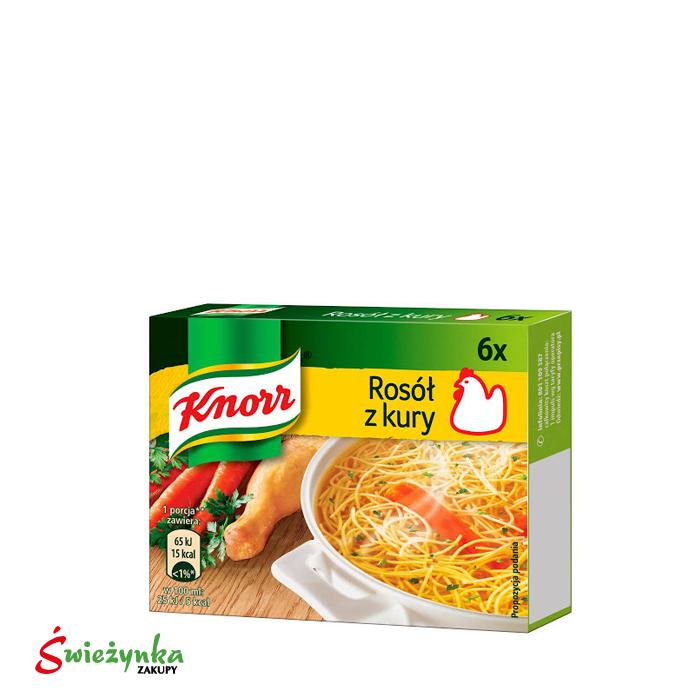 Bulion rosół z kury Knorr 60g
