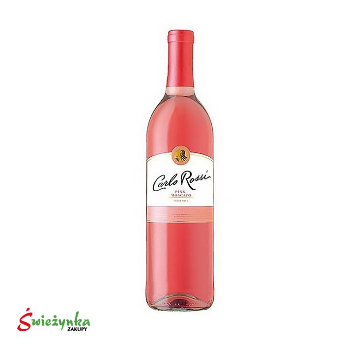 Wino Carlo Rossi Pink 750ml