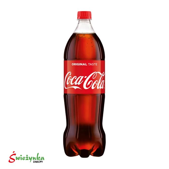 Napój gazowany Coca Cola 1.5l