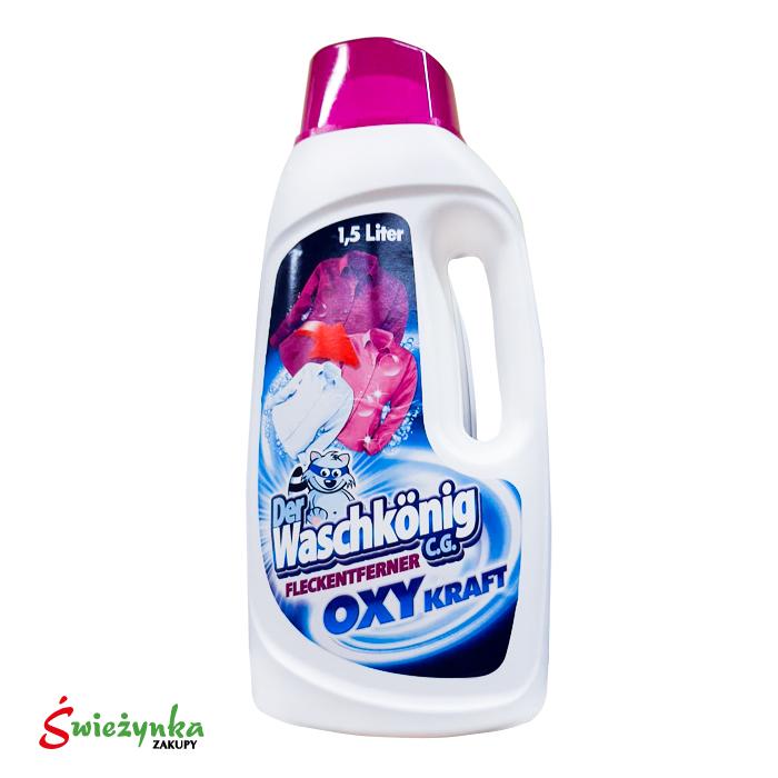 Wybielacz Waschkonig Oxy Kraft w płynie 1,5L