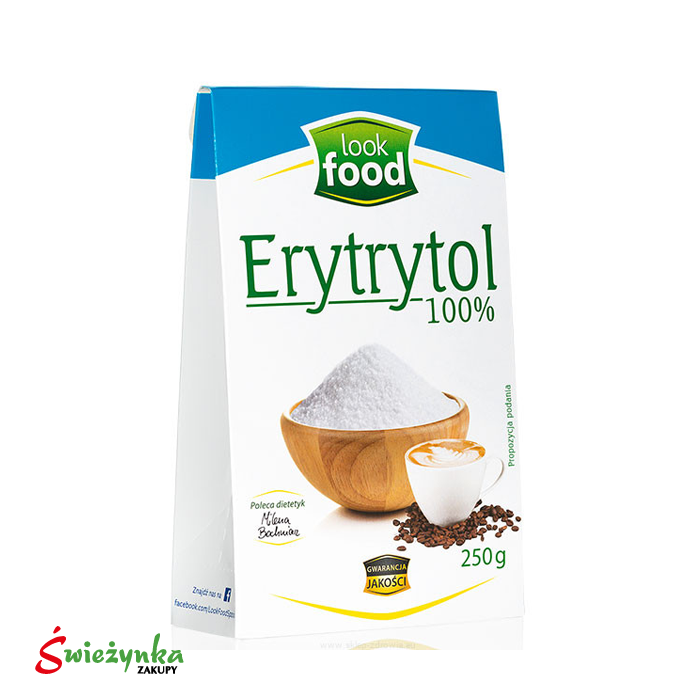 Erytrytol Look Food 250g