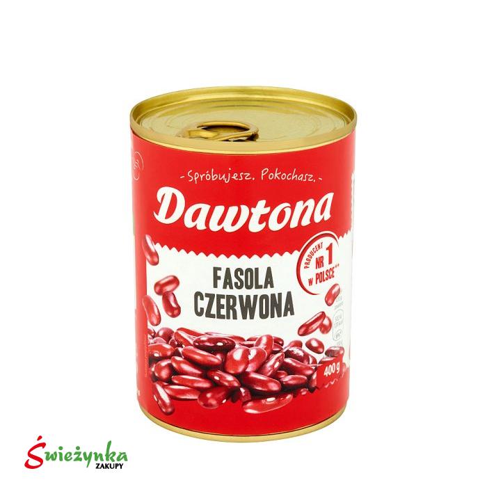 Fasola czerwona Dawtona 400g
