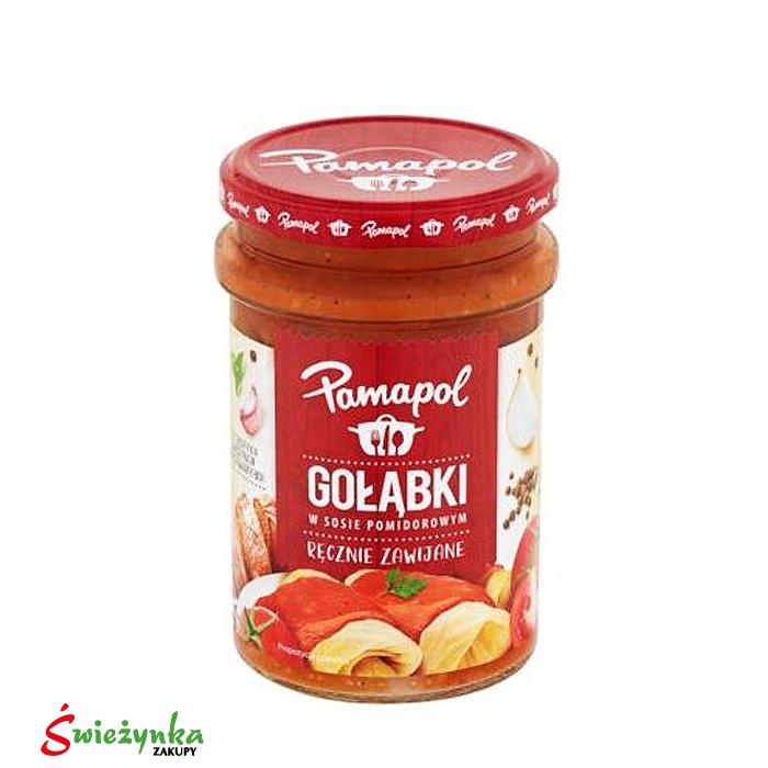 Gołąbki w sosie pomidorowym Pamapol 500g