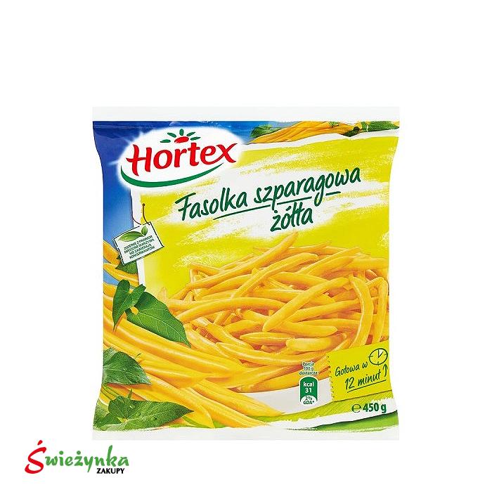 Fasolka szparagowa żółta Hortex 450g