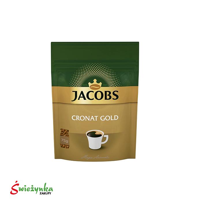 Kawa rozpuszczalna Jacobs Gold 75g