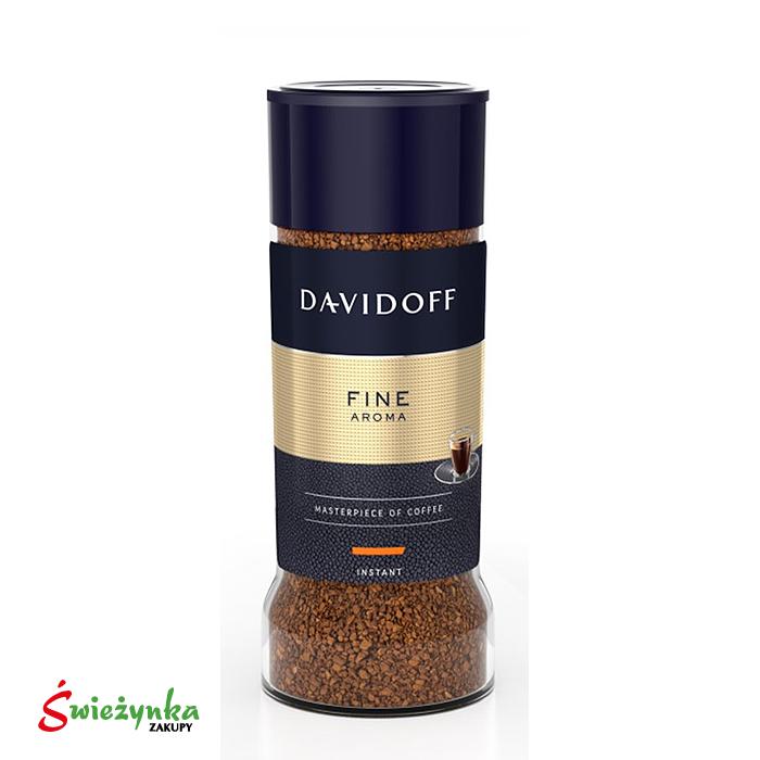 Kawa rozpuszczalna Davidoff  Fine Aroma 100g