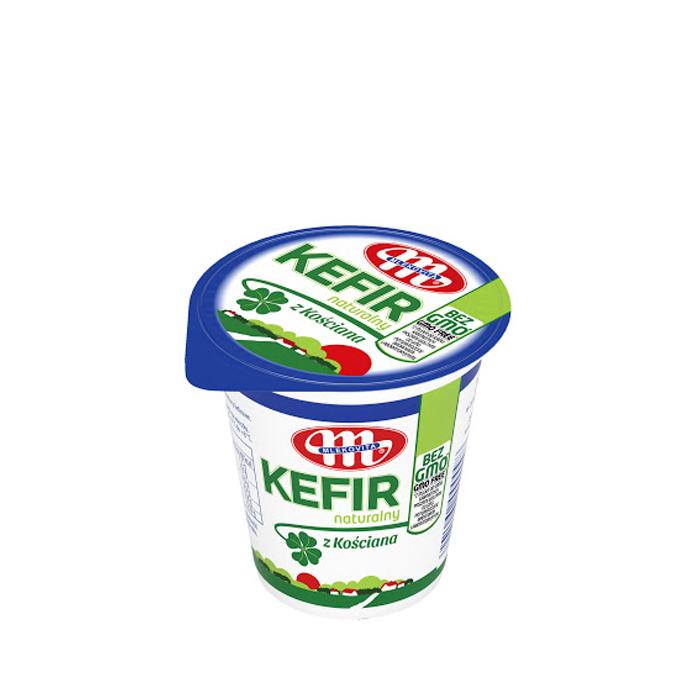 Kefir naturalny Mlekovita 1,5% 200ml