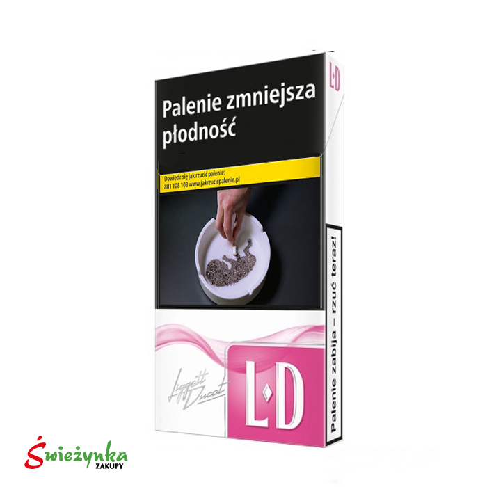 LD Superline Pink