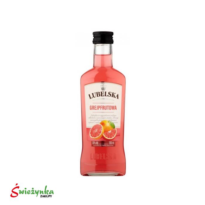 Wódka Grejpfrutowa Lubelska 200ml
