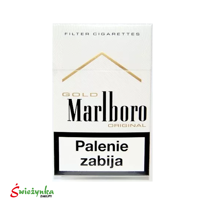 Marlboro Light Gold