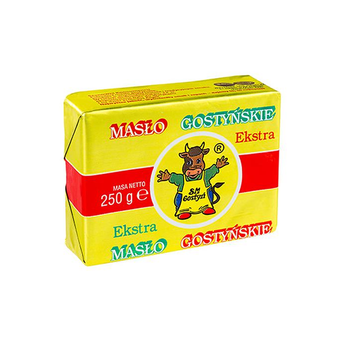 Masło Gostyńskie Extra 250g