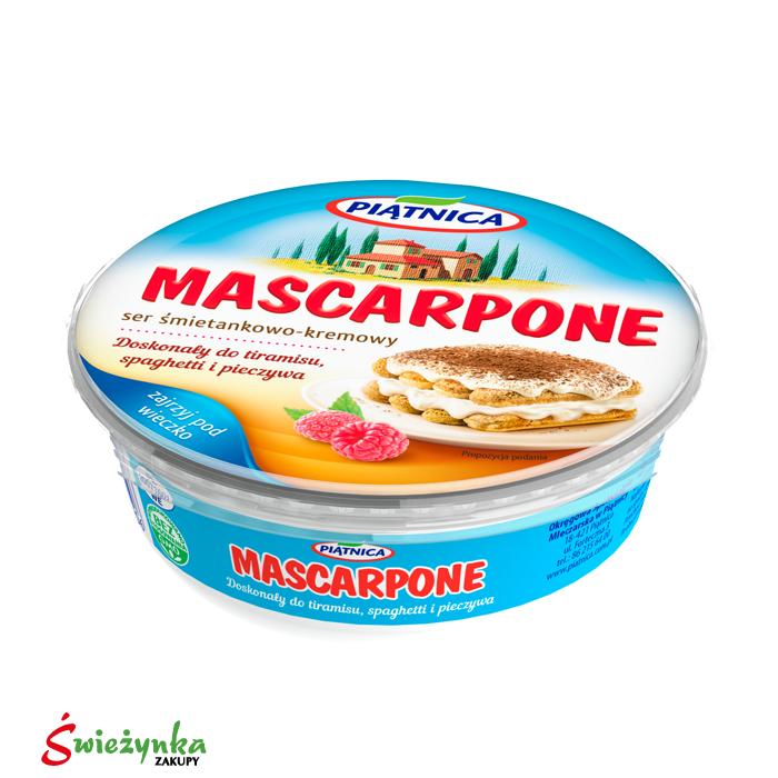 Ser Mascarpone Piątnica 250g