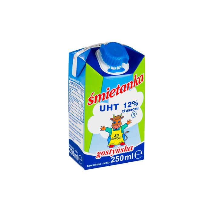 Śmietanka Gostyńska 12% UHT 250ml