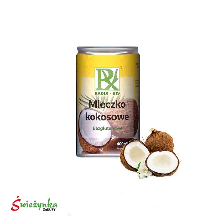 Mleczko kokosowe Radix-Bis 400ml