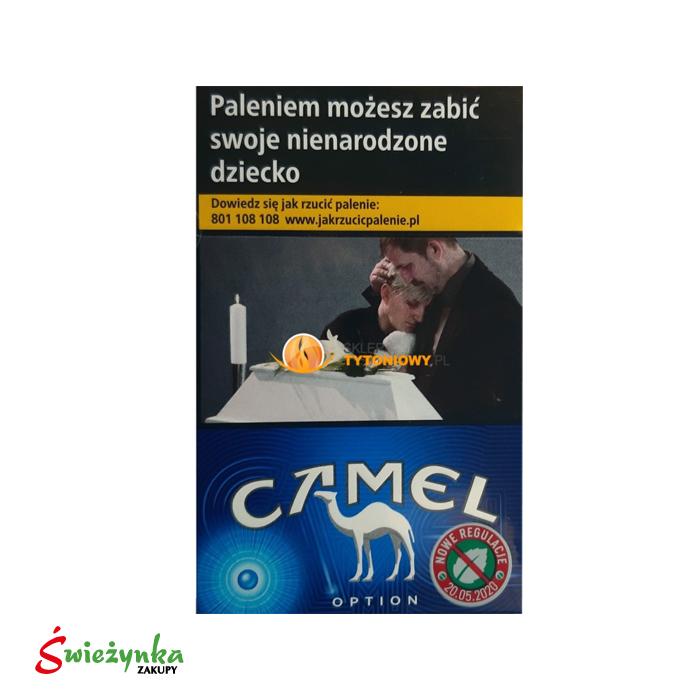 Camel Blue Normal Light