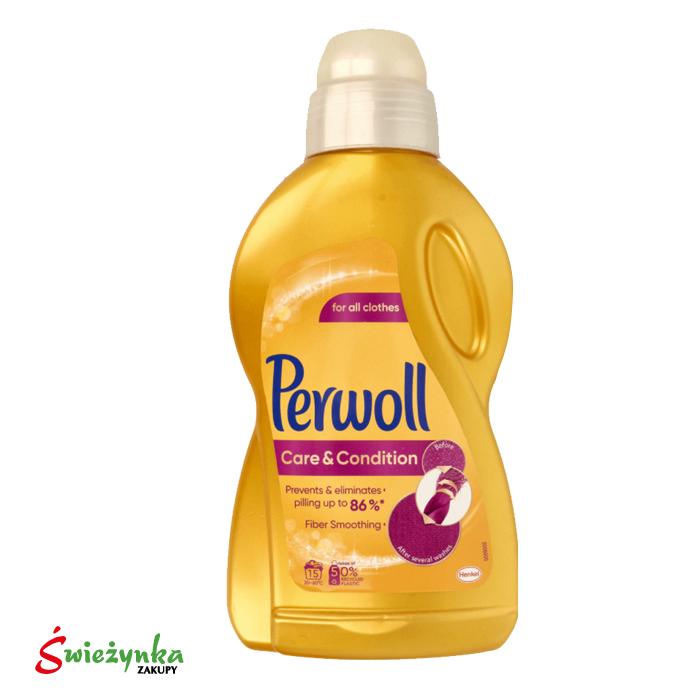 Płyn do prania Care and Condition Perwoll 900 ml