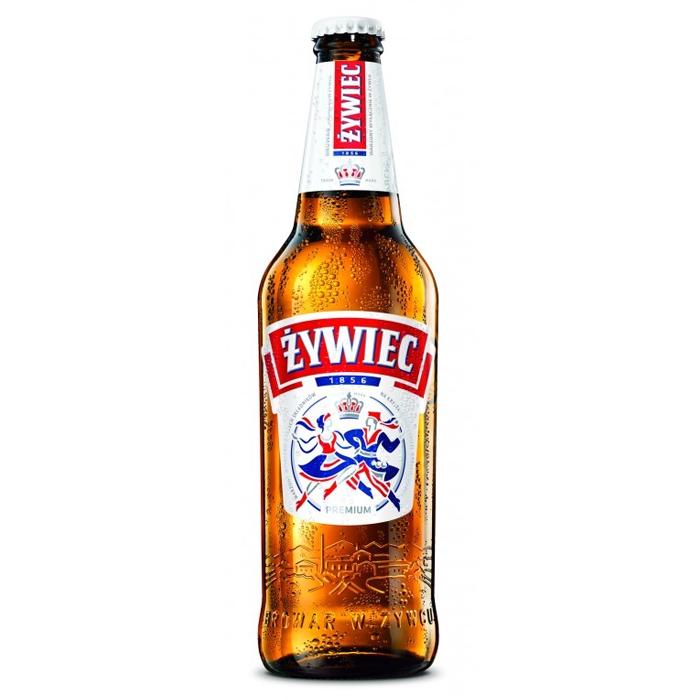 Piwo Żywiec butelka 500ml