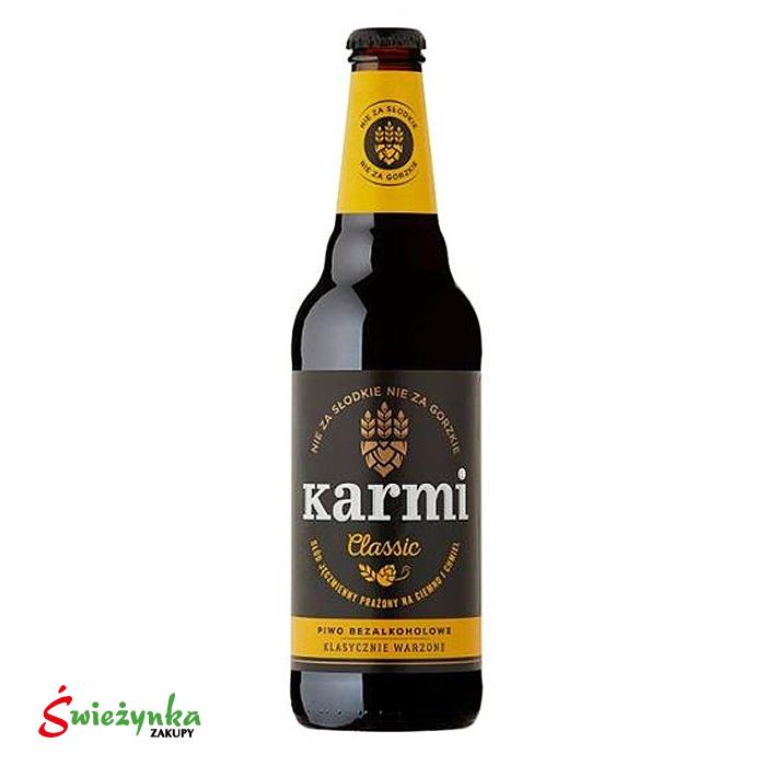 Piwo bezalkoholowe Karmi Classic 500ml
