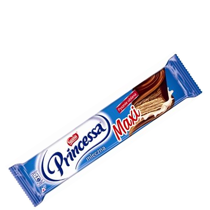 Princessa maxi mleczna Nestle 49g
