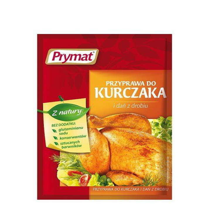 Przyprawa do kurczaka Prymat 30g