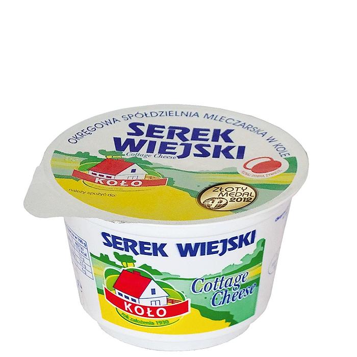 Koło Serek wiejski 200g