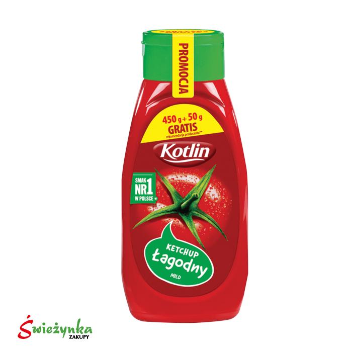 Ketchup Kotlin 450g