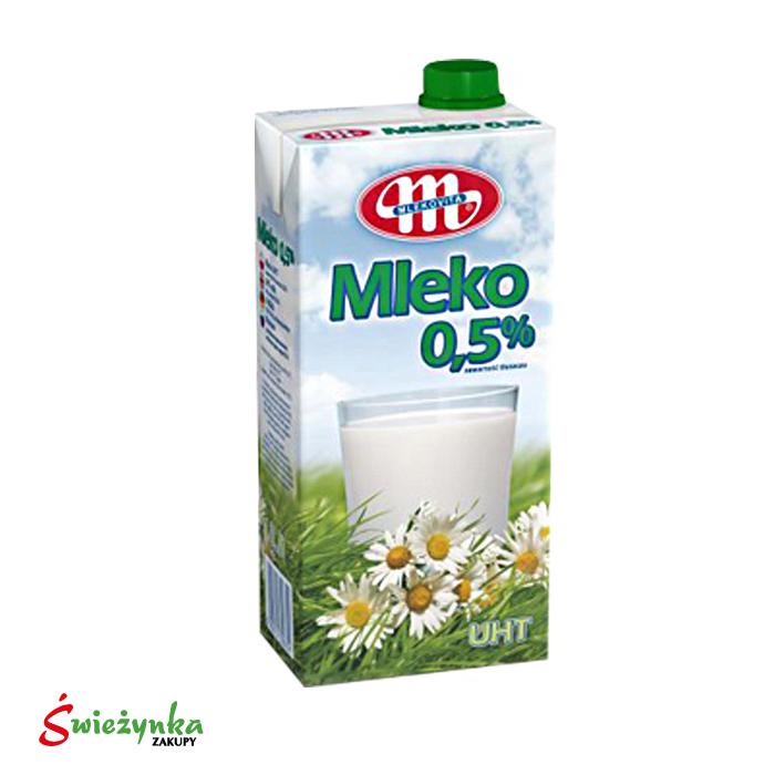 Mleko Mlekovita 0,5%