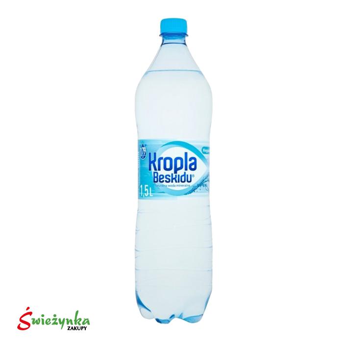 Woda niegazowana Kropla Beskidu 1,5l