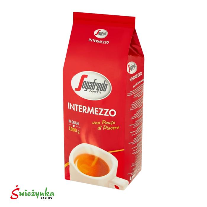 Kawa ziarnista Intermezzo Segafredo 1 kg