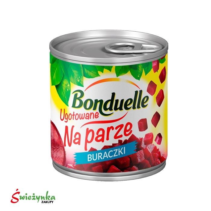 Buraczki gotowane na parze Bonduelle 425 ml