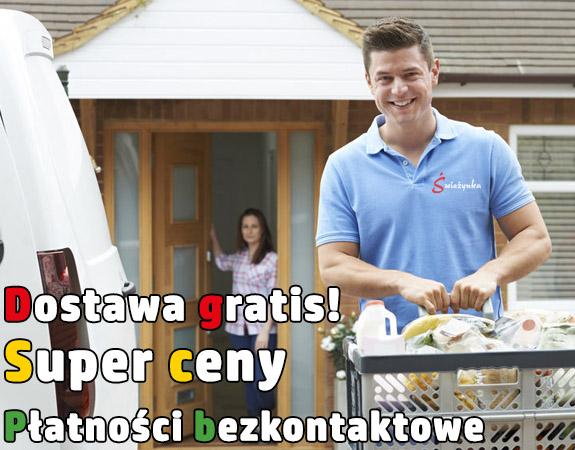 supermarket online leszno